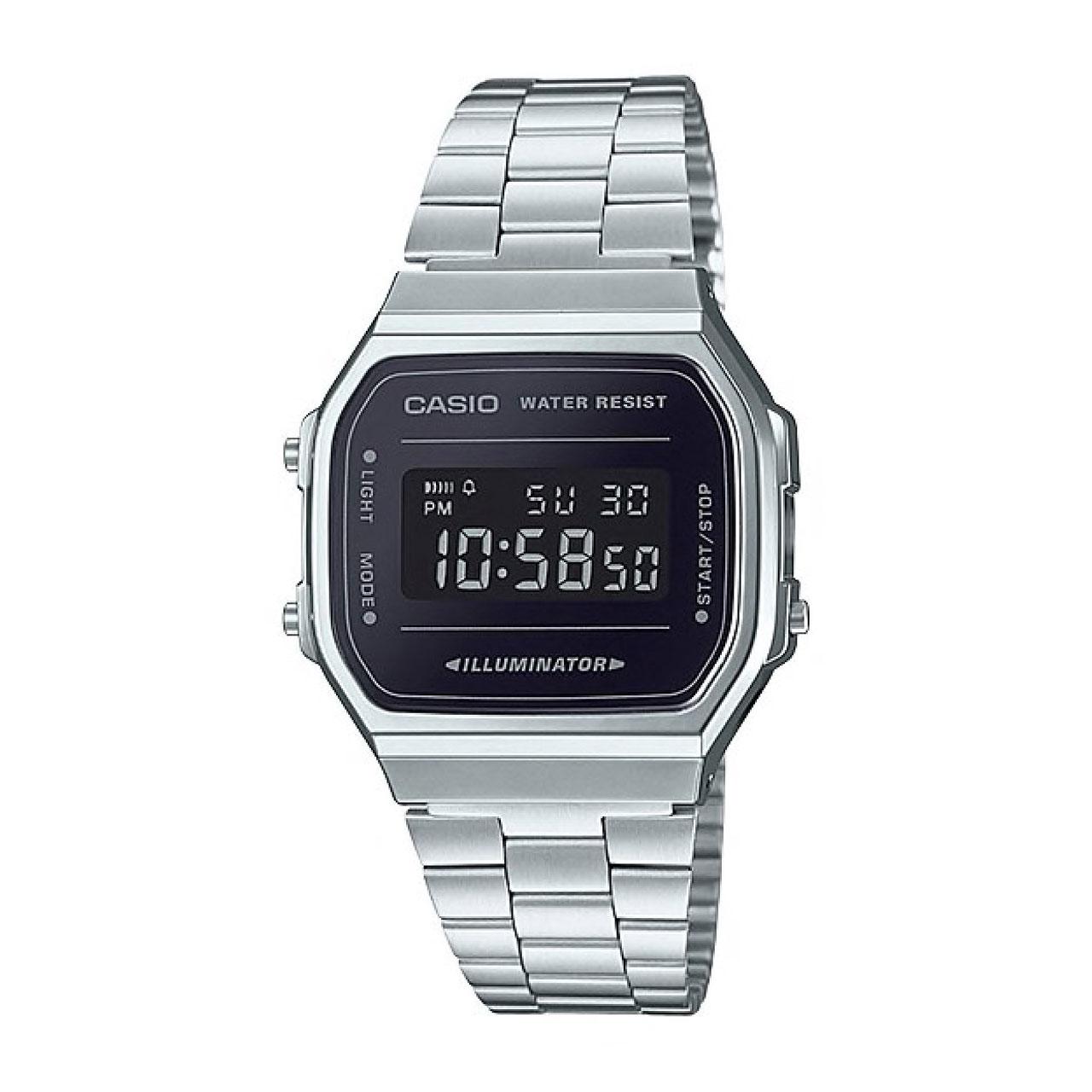 ساعت مچی دیجیتالی کاسیو مدل A168WEM-1DF