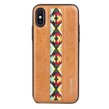 کاور جی-کیس مدل Folk Style Series مناسب برای گوشی موبایل iPhone X