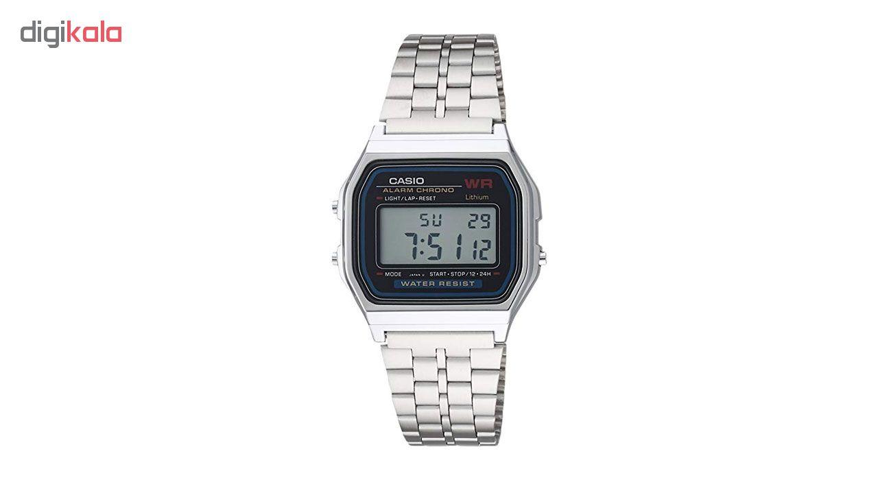 خرید ساعت مچی دیجیتالی کاسیو مدل A159W-N1DF