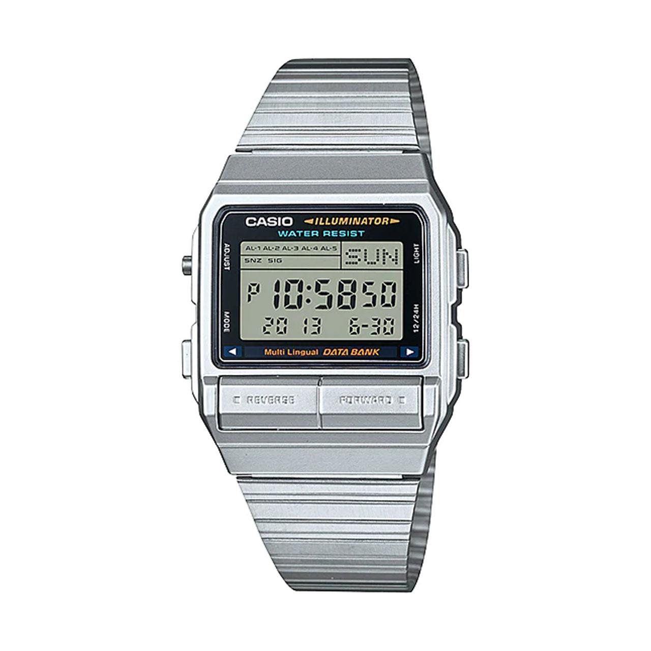 ساعت مچی دیجیتالی مردانه کاسیو مدل DB-380-1DF 39
