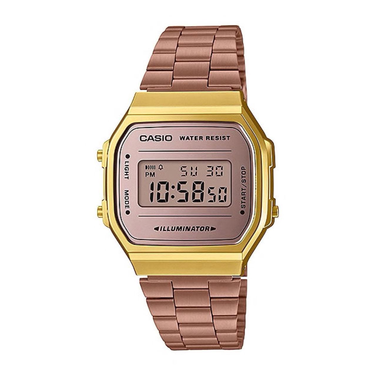 ساعت مچی دیجیتالی کاسیو مدل A168WECM-5DF 20