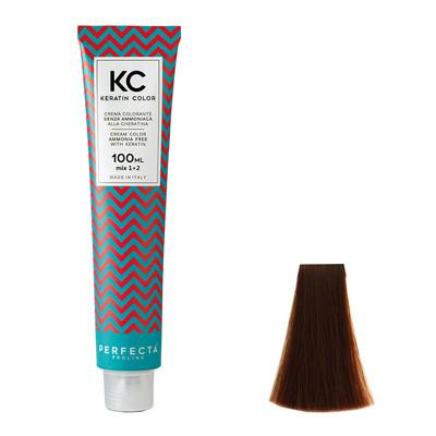 تصویر رنگ مو پرفکتا مدل Keratin شماره 7.32 حجم 100میلی لیتر