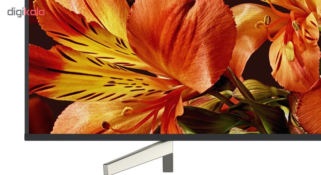 تلویزیون هوشمند ال ای دی سونی مدل KD-55X8500F سایز 55 اینچ