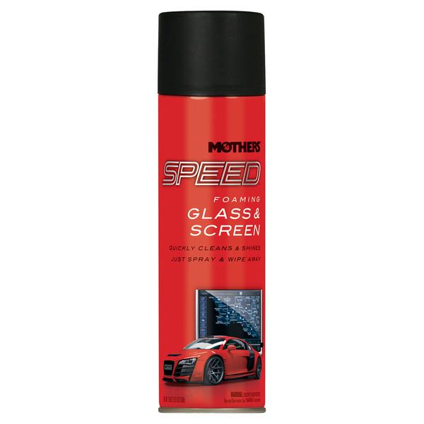 اسپری تمیز کننده و براق کننده شیشه خودرو مادرز مدل 16619 حجم 538 گرم