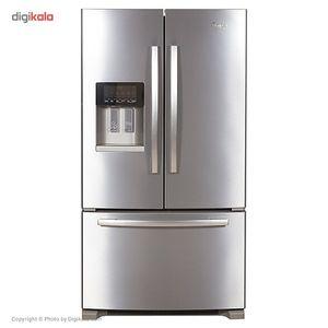 یخچال و فریزر ویرپول مدل 5VGI6FARAF01  Whirlpool 5VGI6FARAF01 Refrigerator