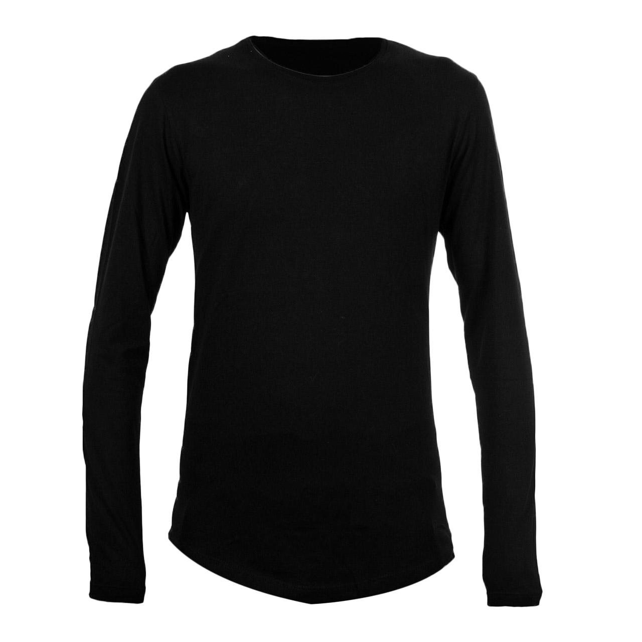 تی شرت آستین بلند مردانه مدل T00R