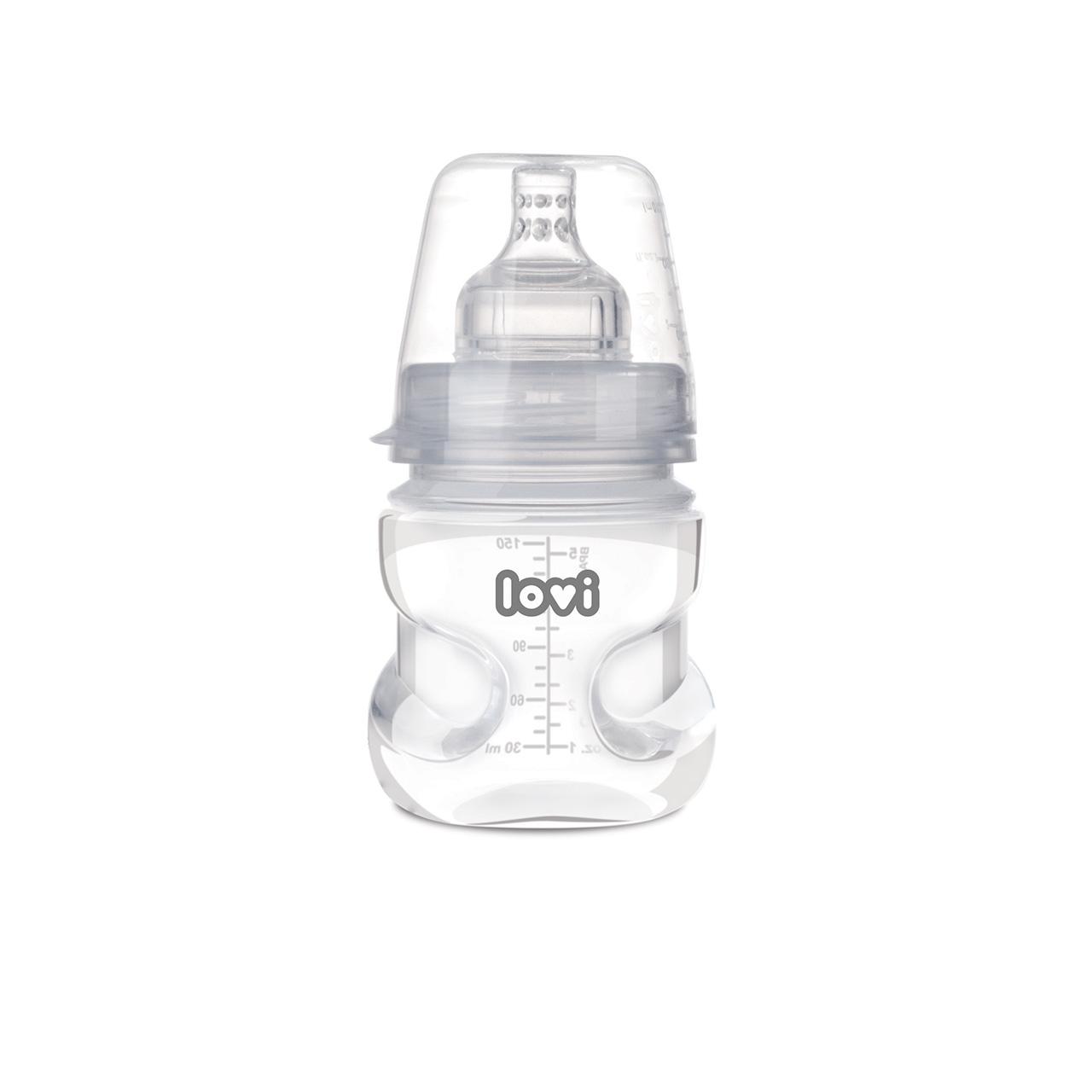 شیشه شیر کودک لاوی مدل 59212 ظرفیت 150 میلی لیتر