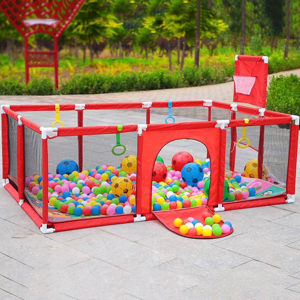 پارک بازی کودک مدل زمین فوتبال