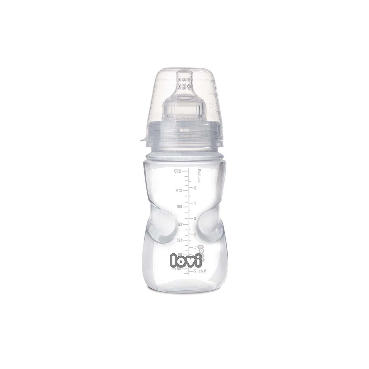 شیشه شیر کودک لاوی مدل 59210 ظرفیت 250 میلی لیتر