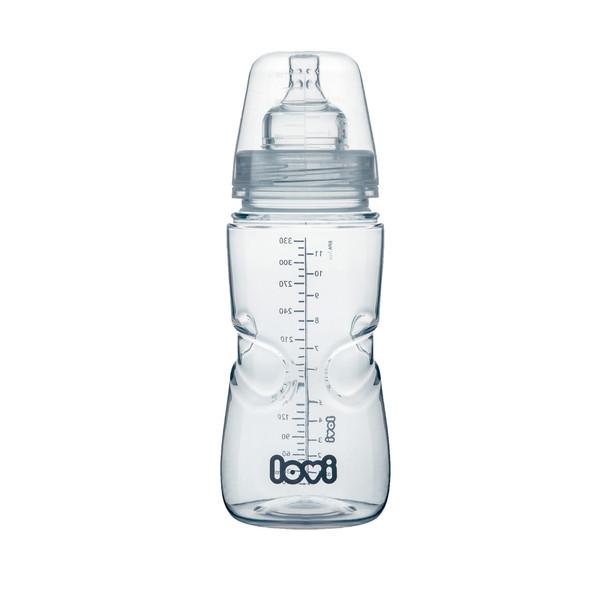 شیشه شیر کودک لاوی مدل 21560 ظرفیت 330 میلی لیتر