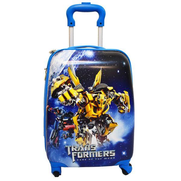 چمدان کودک16 اینچ مدل trancformers