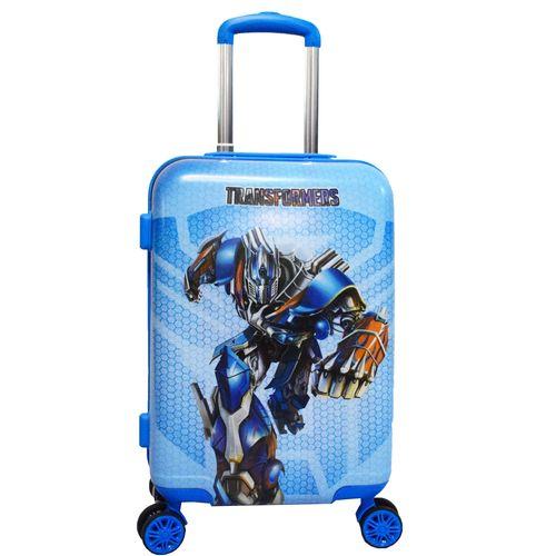 چمدان کودک 20 اینچ مدل trancformers