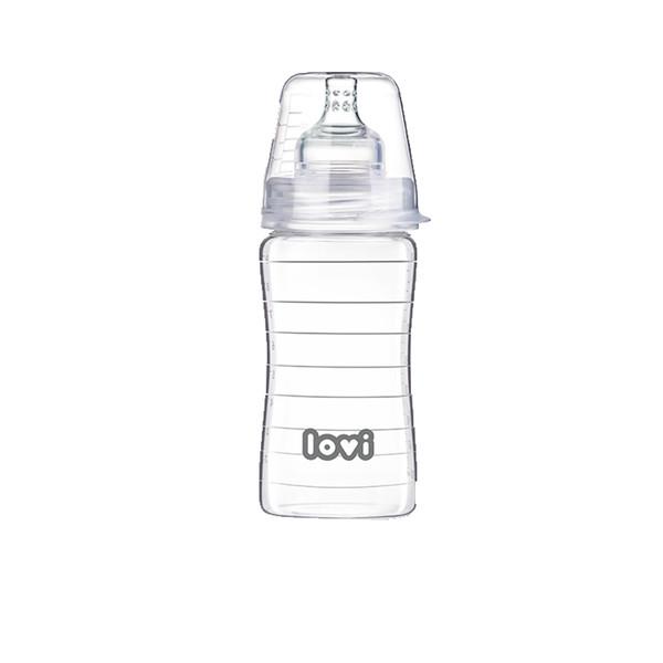 شیشه شیر کودک لاوی مدل 74200 ظرفیت 250 میلی لیتر