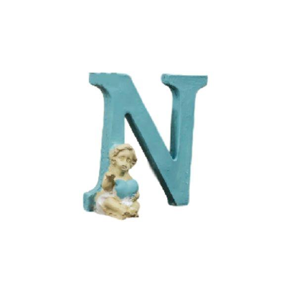 استند اسم اتاق کودک طرح حرف N