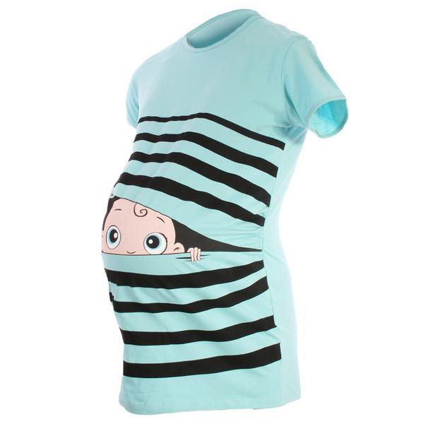 لباس بارداری مدل Blue 0711