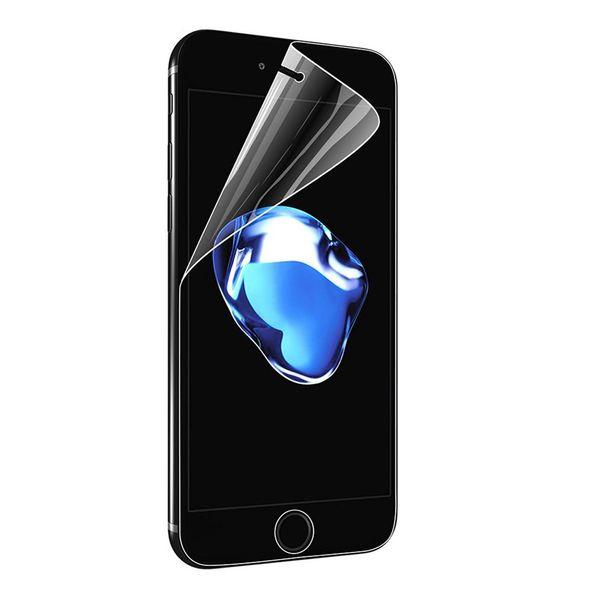 محافظ صفحه نمایش تی پی یو نانو مدل TPU Full Cover مناسب برای گوشی موبایل اپل آیفون 7 و 8