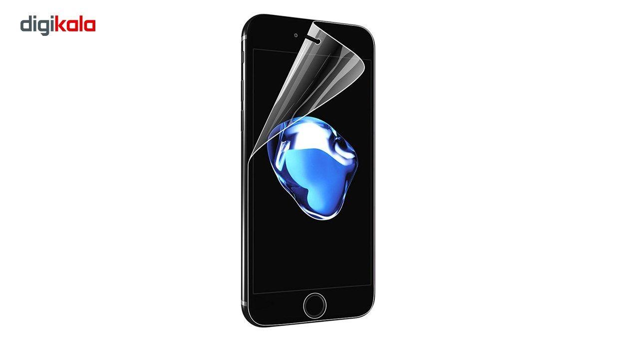 محافظ صفحه نمایش تی پی یو نانو مدل TPU Full Cover مناسب برای گوشی موبایل اپل آیفون 7 و 8 main 1 1