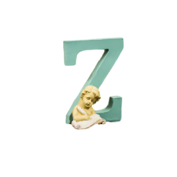 استند اسم اتاق کودک طرح حرف Z