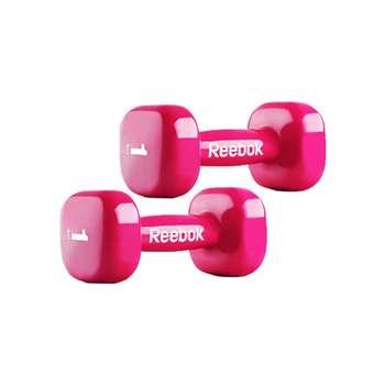 دمبل ایروبیک روکش دار ریباک مدل Reebok B1 وزن 1 کیلوگرم بسته 2 عددی |