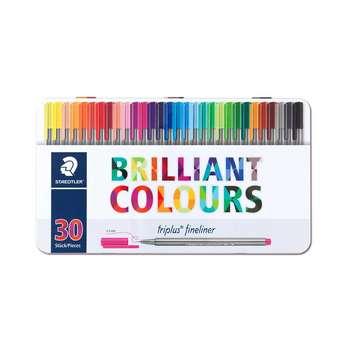روان نویس 30 رنگ استدلر مدل Triplus کد 323 M30