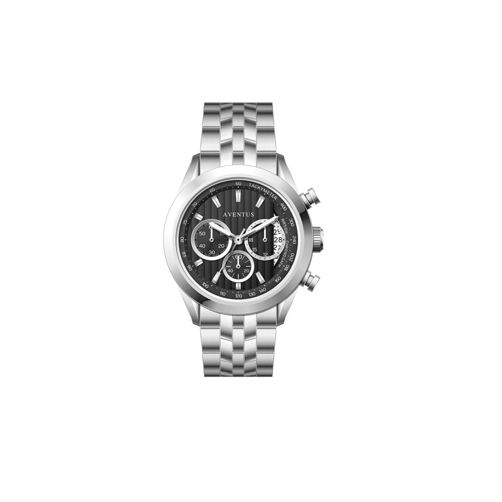 ساعت مچی عقربه ای زنانه اونتوس مدل 1346-1LBK 55