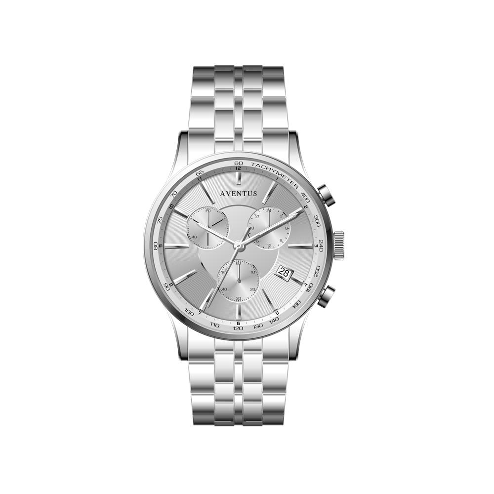 ساعت مچی عقربه ای مردانه اونتوس مدل 1348-1GWH 6