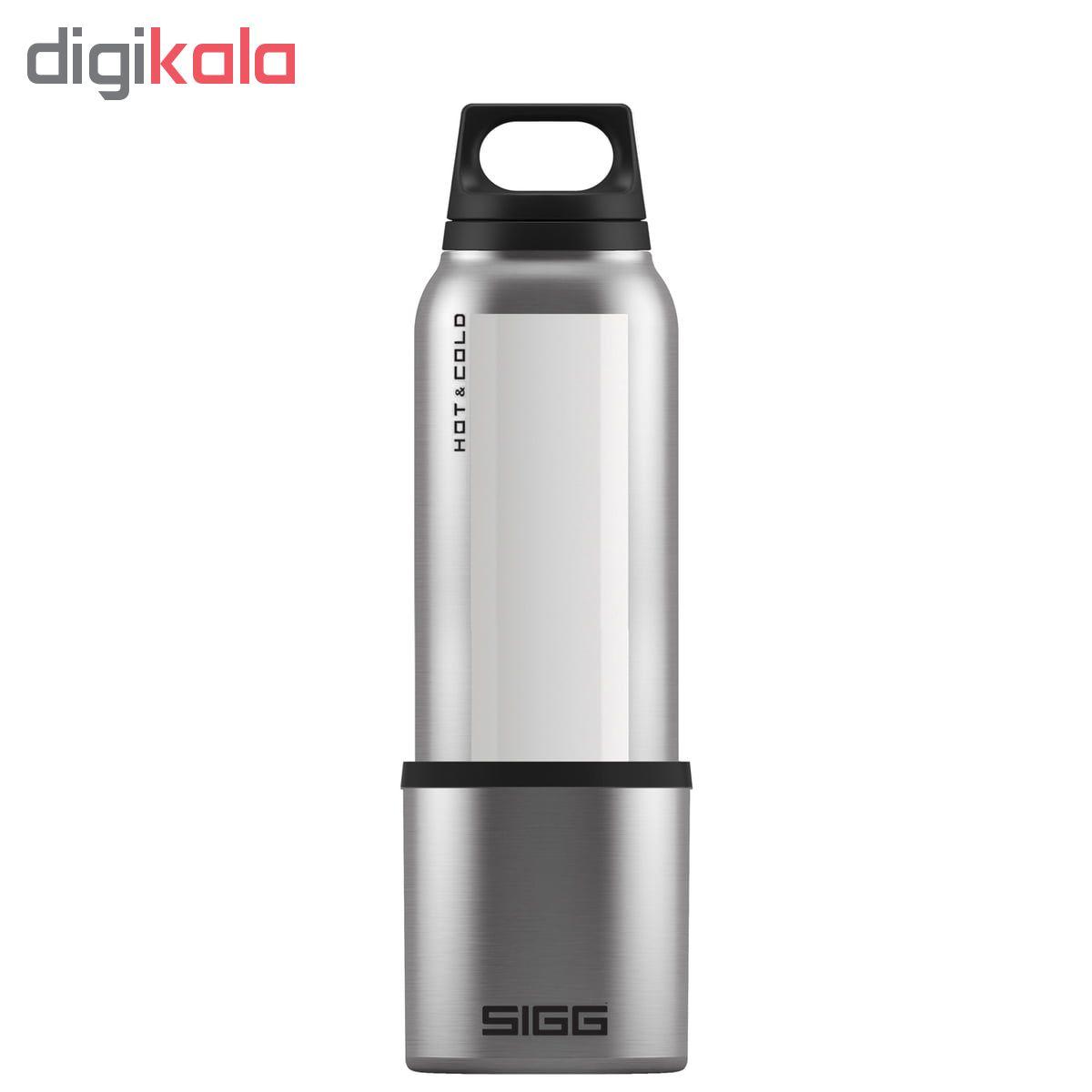 فلاسک سیگ مدل Thermo Flask Hot & Cold ظرفیت 0.75 لیتر