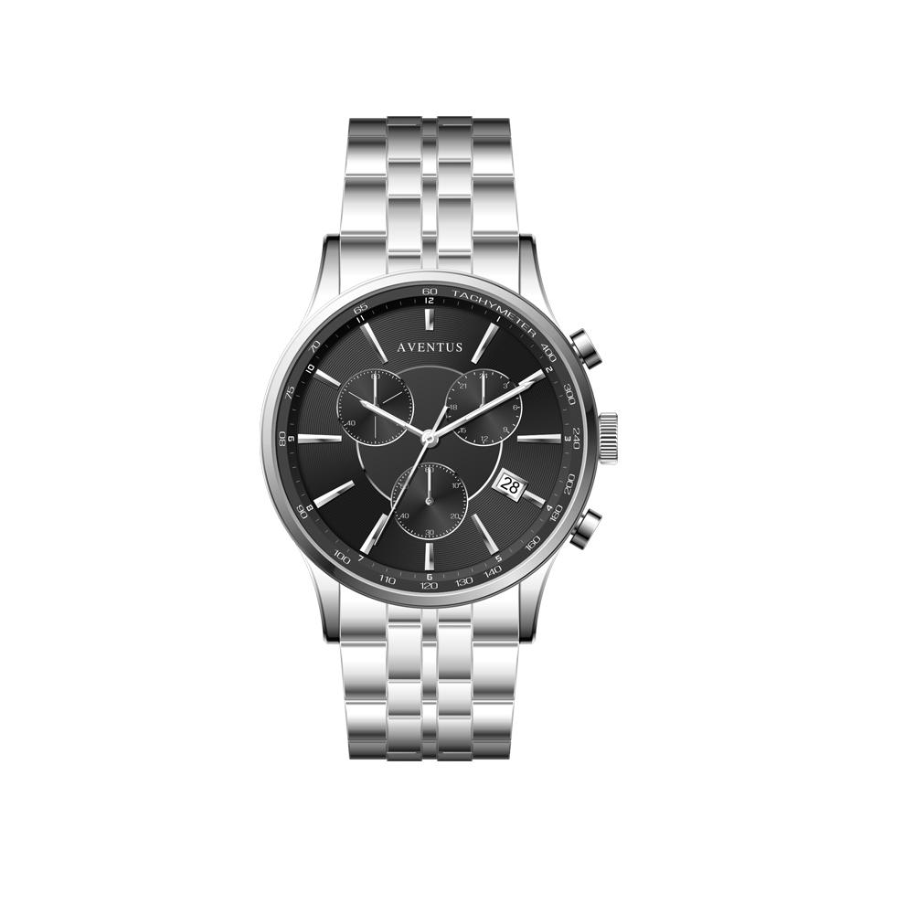 ساعت مچی عقربه ای مردانه اونتوس مدل 1348-1GBK 52