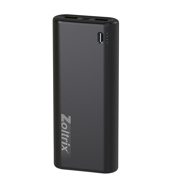 شارژر همراه زولتریکس مدل ZX-820 ظرفیت 20000 میلی آمپر ساعت