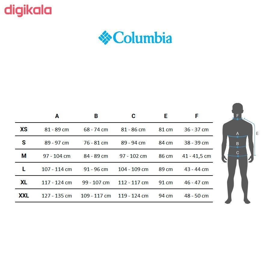 کاپشن مردانه کلمبیا مدل wm0810-365 main 1 8