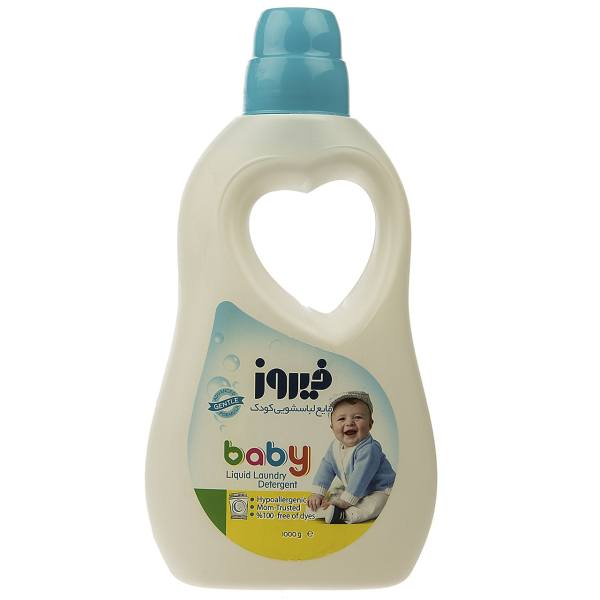 مایع لباسشویی کودک فیروز مدل Baby مقدار 1000 گرم