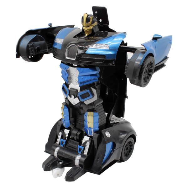 ربات کنترلی شارژی تبدیل شونده مدل ترانسفومر