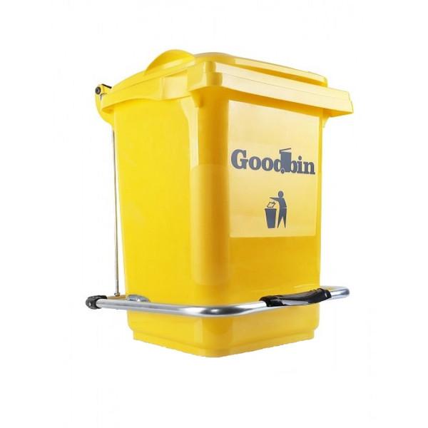 سطل زباله پدالی مدل Goodbin ظرفیت 50 لیتری
