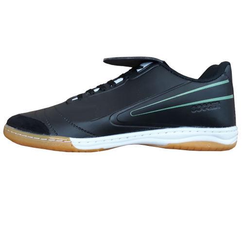 کفش فوتسال مردانه ساکر مدل 20 HYPERBLACK