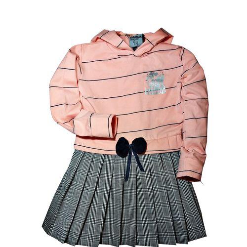پیراهن دخترانه بانامان مدلb500