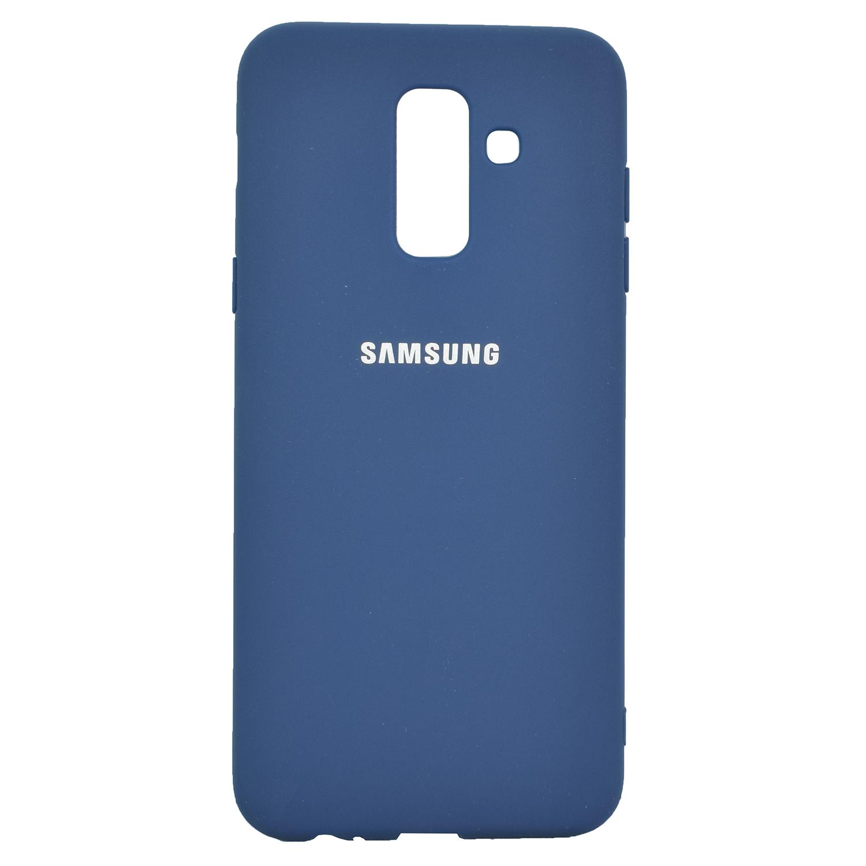 کاور سیلیکونی مدل X2 مناسب برای گوشی موبایل سامسونگ A6 Plus