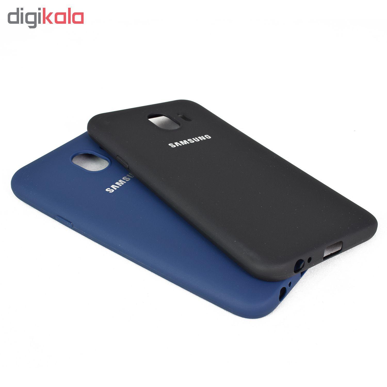 کاور سیلیکونی مدل X2 مناسب برای گوشی موبایل سامسونگ J4 main 1 2