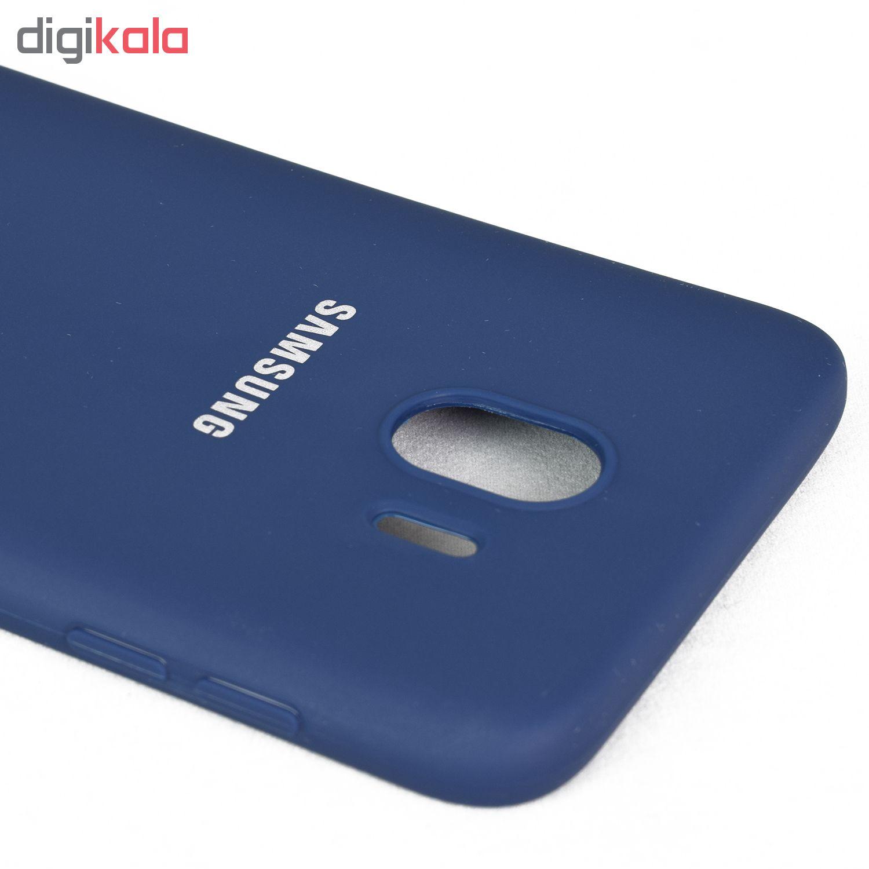 کاور سیلیکونی مدل X2 مناسب برای گوشی موبایل سامسونگ J4 main 1 3