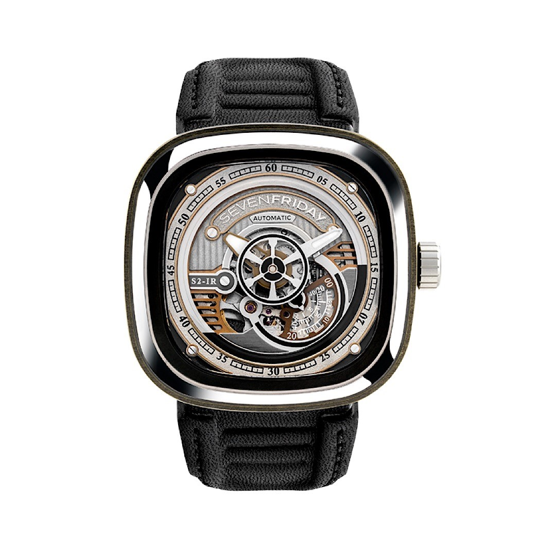 ساعت مچی عقربه ای مردانه سون فرایدی مدل SF-S2/01