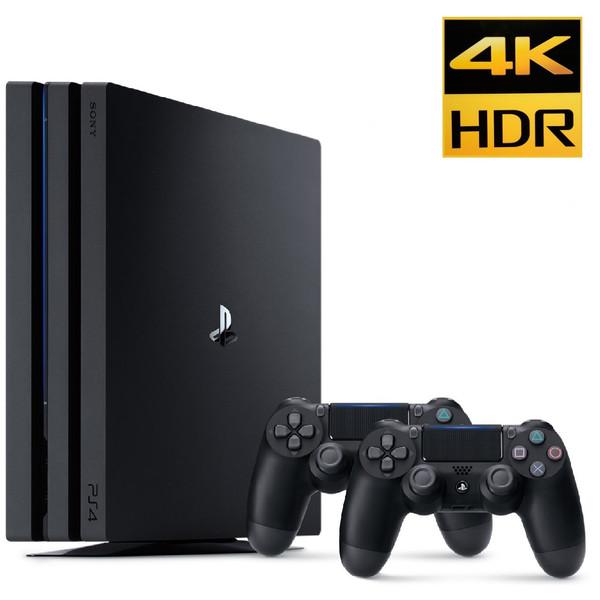 کنسول بازی سونی مدل  Playstation 4 Pro 2018 کد CUH-7216B Region 2 ظرفیت 1 ترابایت