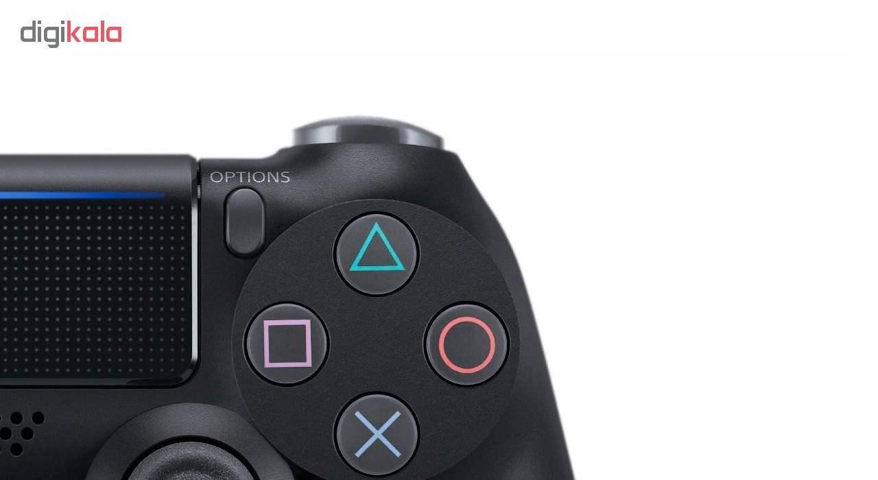 کنسول بازی سونی مدل  Playstation 4 Pro 2018 کد CUH-7216B Region 2 ظرفیت 1 ترابایت main 1 10