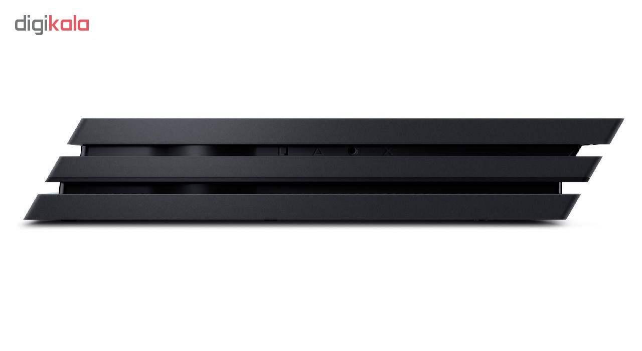 کنسول بازی سونی مدل  Playstation 4 Pro 2018 کد CUH-7216B Region 2 ظرفیت 1 ترابایت main 1 6