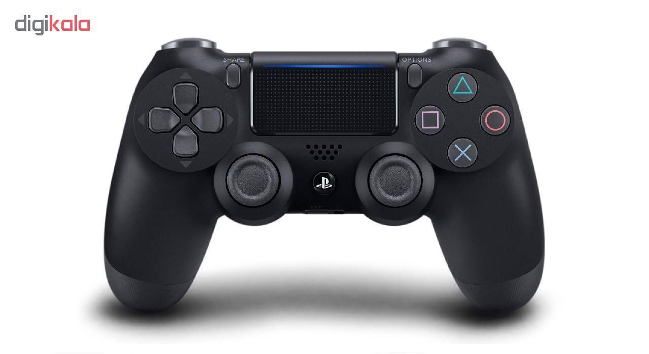 کنسول بازی سونی مدل  Playstation 4 Pro 2018 کد CUH-7216B Region 2 ظرفیت 1 ترابایت main 1 8