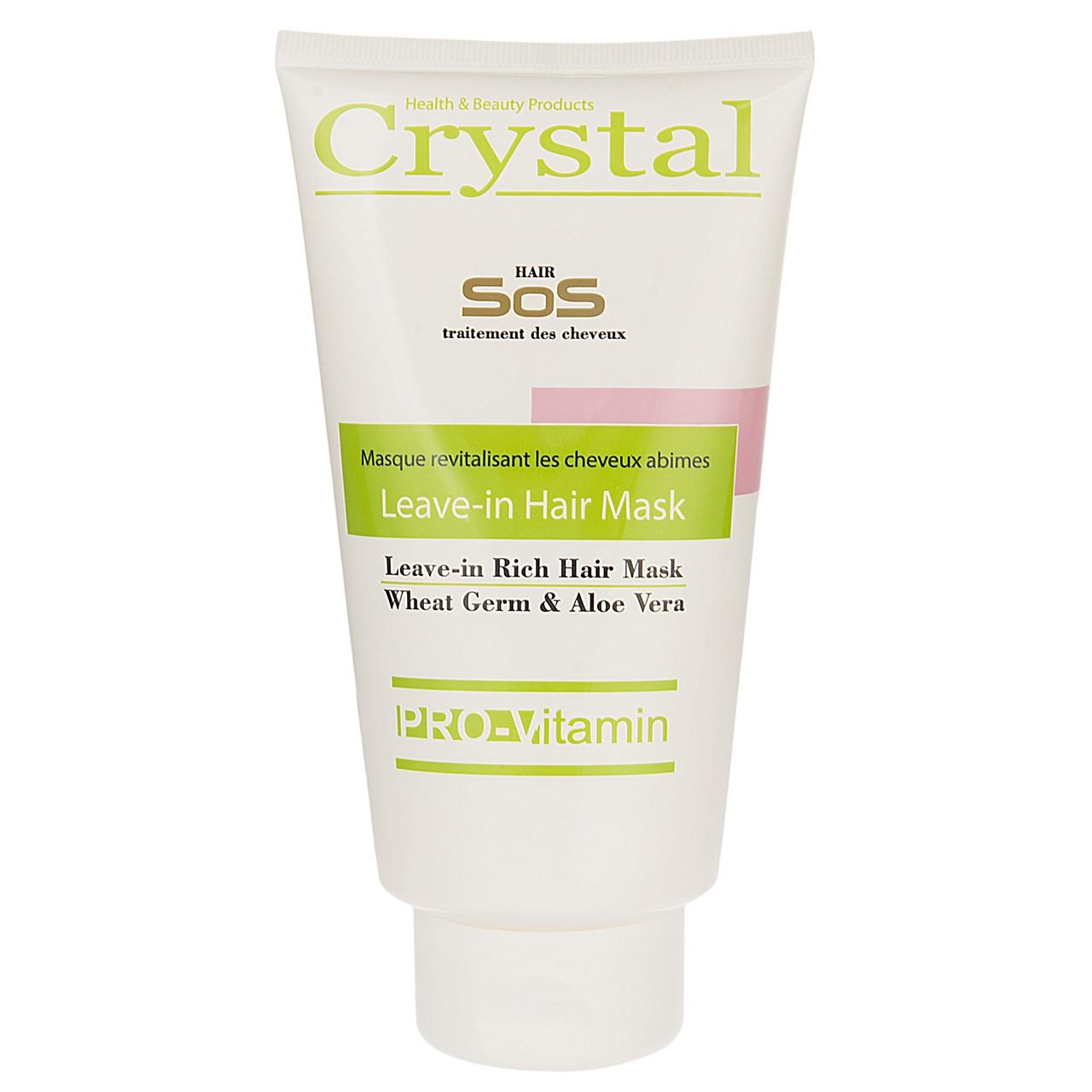 ماسک مو تغدیه کننده کریستال مدل Amino Pro-Vitamin حجم 300 میلی لیتر