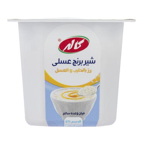 شیربرنج عسلی کاله مقدار 150 گرم
