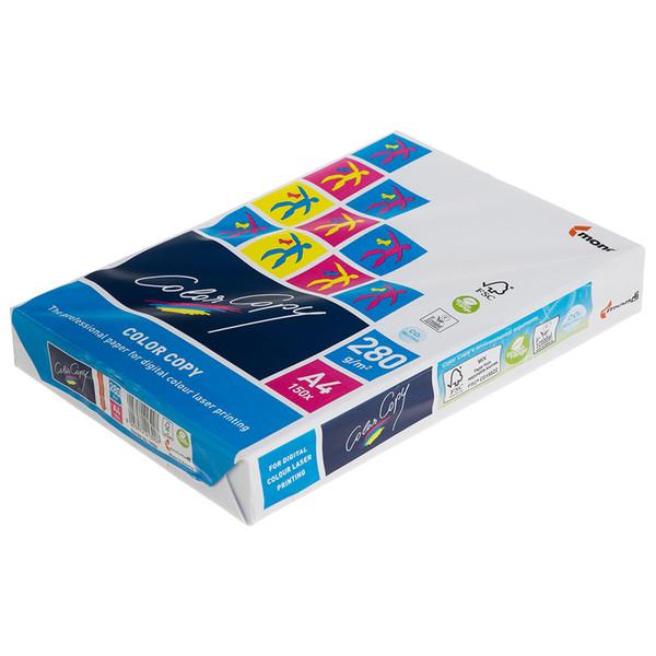 کاغذ A4 کالر کپی 280 گرمی بسته 150 عددی