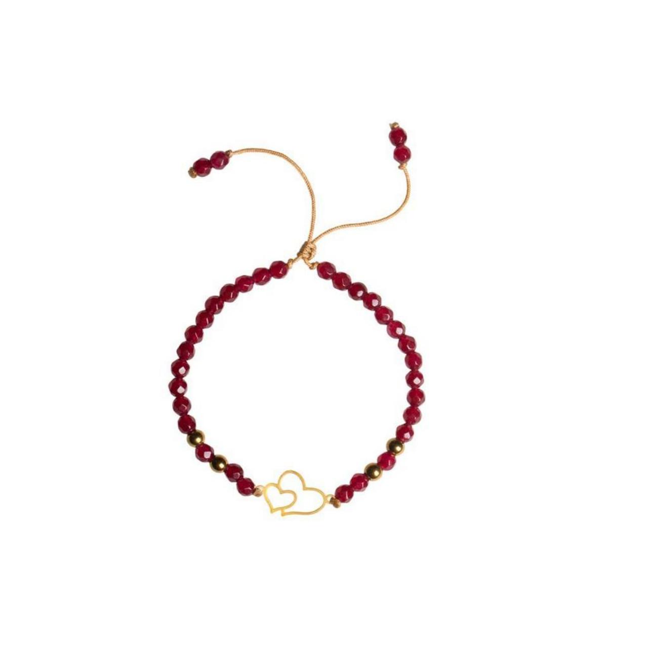 قیمت دستبند طلا 18عیار الن مدل EL146