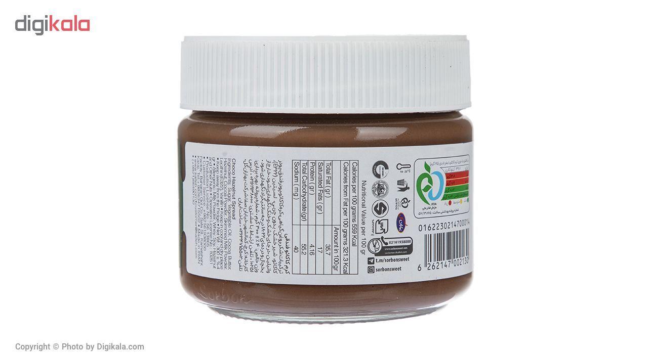 کرم کاکائو فندقی سوربن مقدار 300 گرم main 1 3