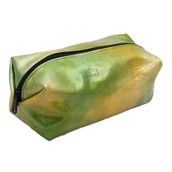 کیف لوازم آرایش طرح رنگین کمانی کد 252