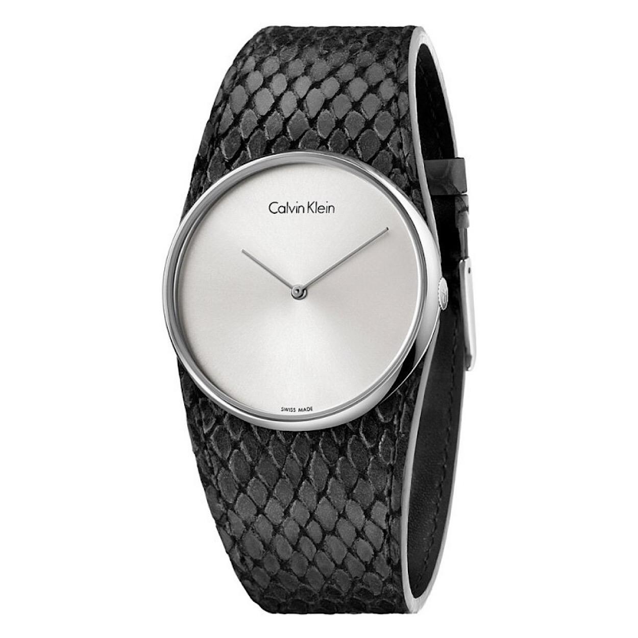 خرید ساعت مچي عقربه اي زنانه كلوين كلاين مدل K5V231C6
